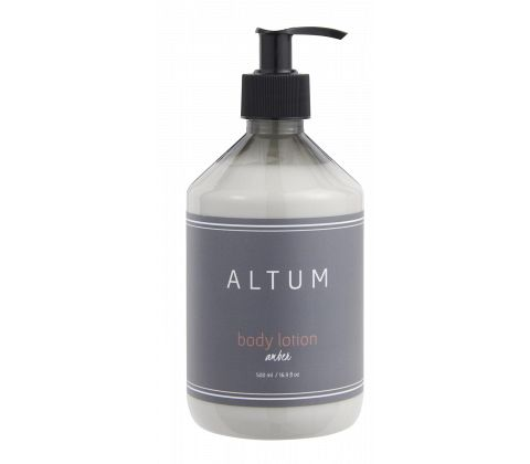 Bodylotion altum amber