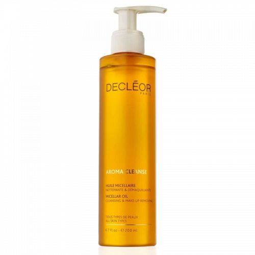 sweet michellar almond cleansing oil